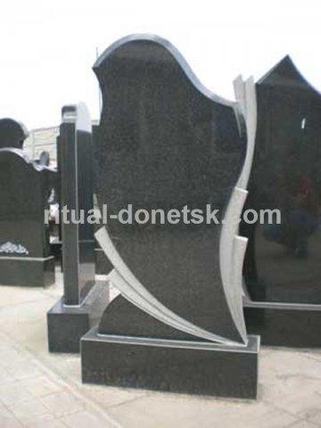 Резные памятники Калининск памятник на могилу Губкин
